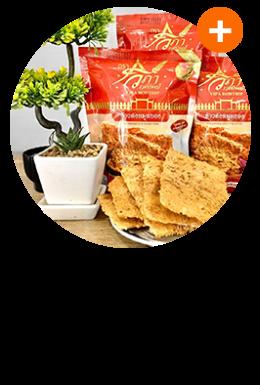 K18-Tomyam Rice Cracker
